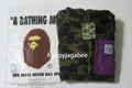 Sale! A BATHING APE 1ST CAMO BOA WIDE FULL ZIP HOODIE - happyjagabee store