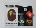 Sale! A BATHING APE x Ralph Breaks the Internet MILO TEE #2 - happyjagabee store