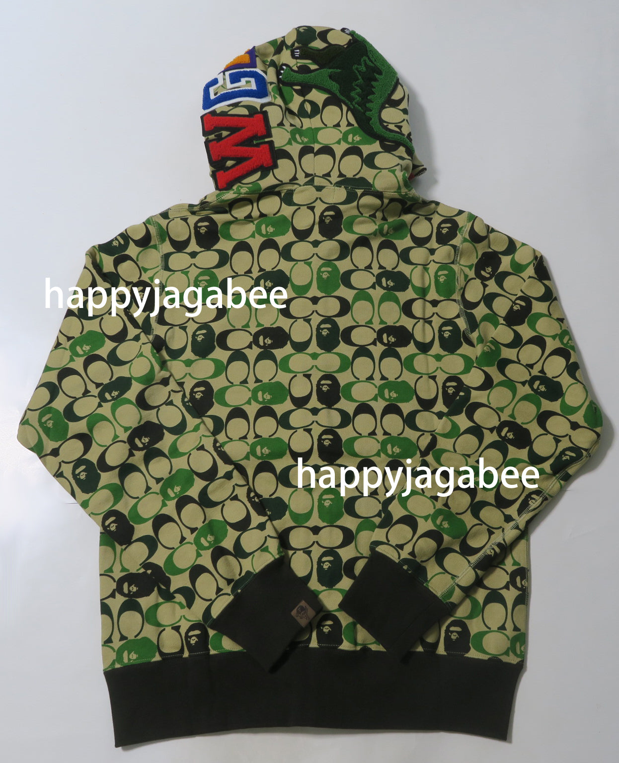 592228f9e A BATHING APE BAPE FOREST CAMO SNOW BOARD JACKET
