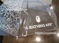 A BATHING APE ABC NEON CAMO UMBRELLA - happyjagabee store
