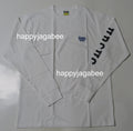 A BATHING APE BLUE RIBBON ONE POINT L/S TEE - happyjagabee store