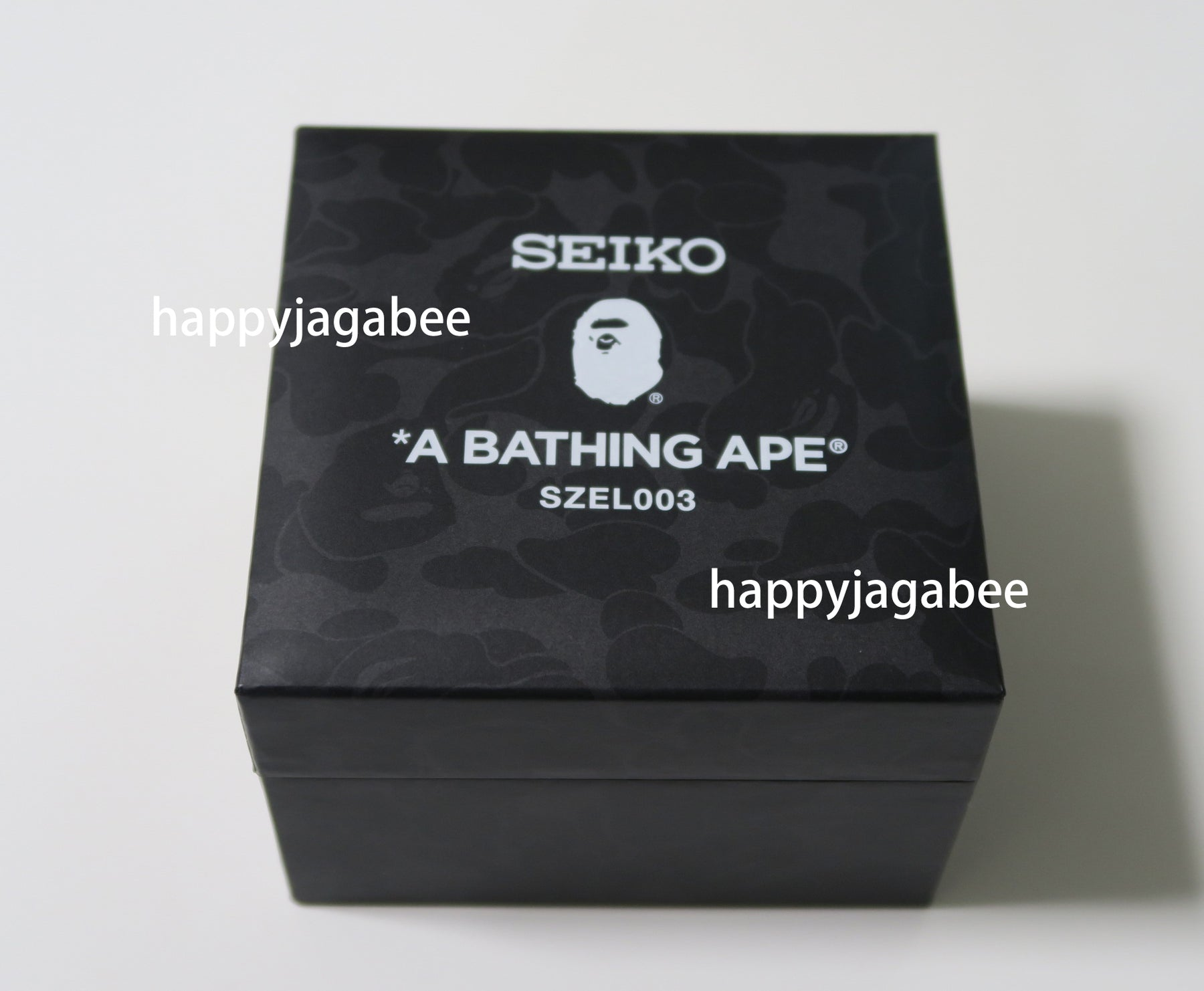 bc8316c5dc ... A BATHING APE SEIKO X BAPE MECHANICAL DIVERS WATCH JAPAN LIMITED  EDITION ...