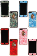 A BATHING APE GIZMOBIES BAPE XXV iPhone 7/8 CASE 25TH ANNIVERSARY - happyjagabee store