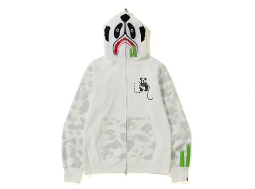 4fb547558a6e ... A BATHING APE CITY CAMO PANDA FULL ZIP HOODIE - happyjagabee store ...