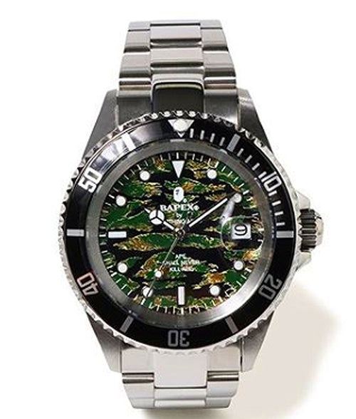 Sale! A BATHING APE TIGER CAMO TYPE-1 BAPEX - happyjagabee store
