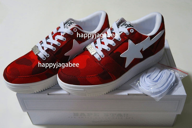A BATHING APE COLOR CAMO BAPE STA – happyjagabee store cdb37544c