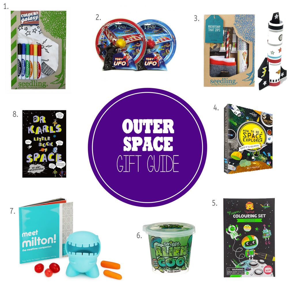 Christmas Gift Guide for Kids - Outer Space