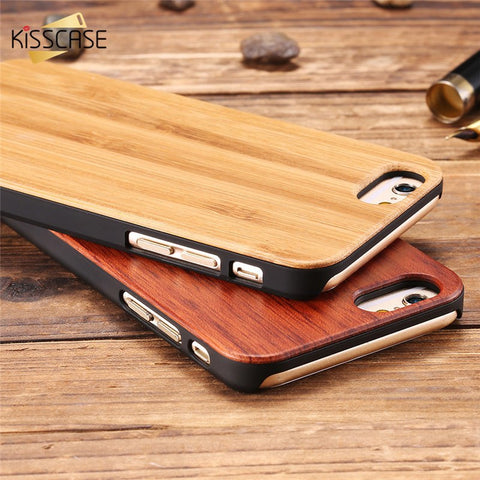Bamboo Case For IPhone And Samsung