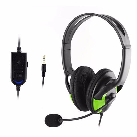 Gaming Headset 3.5mm Plug Wired