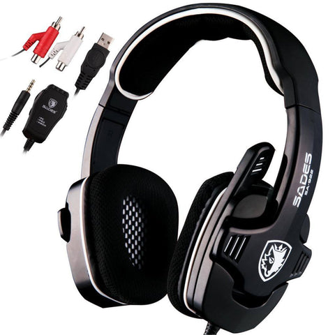 SADES SA922 PC Gaming Headset