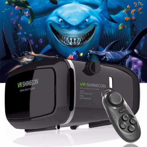 Shinecon Pro Virtual Reality 3D Glasses
