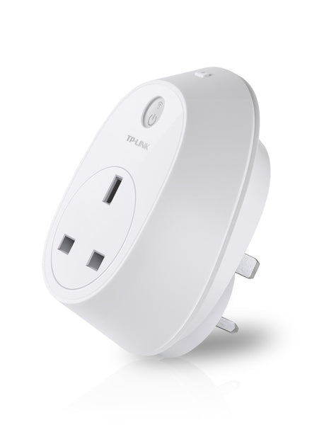 TP-Link WiFi Smart Plug with energy monitoring I smarterhomestore.com