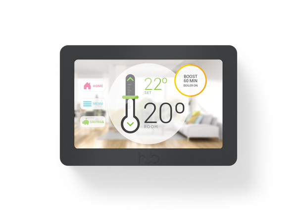 Central Heating Hub Controller Smart Thermostat