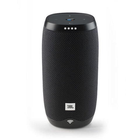 JBL Link 10 voice activated smart speaker I Smarterhomestore.com