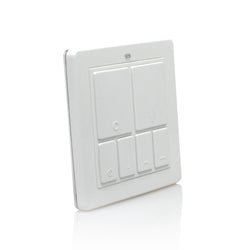 LightwaveRF Master Wall Switch Mood Lighting Controller I Smarterhomestore.com