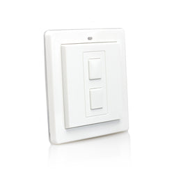 LightwaveRF 1 Gang Wireless Dimmer Switch I Smarterhomestore.com