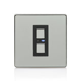 LightwaveRF 1 Gang Dimmer Slave Switch I Smarterhomestore.com
