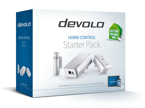 devolo Smart Home Control Starter Pack