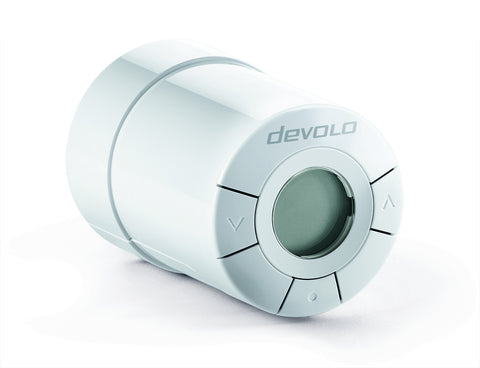 devolo Smart Home Control Radiator Thermostat I Smarterhomestore.com