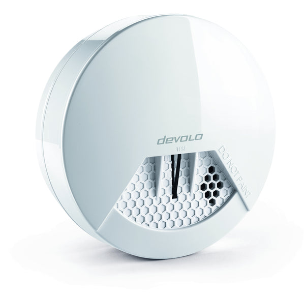devolo Smart Home Control Smoke Detector