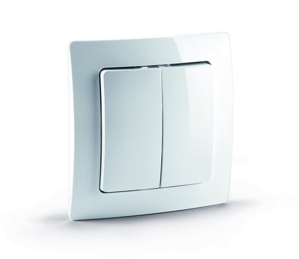 devolo Smart Home Control Wall Switch I Smarterhomestore.com