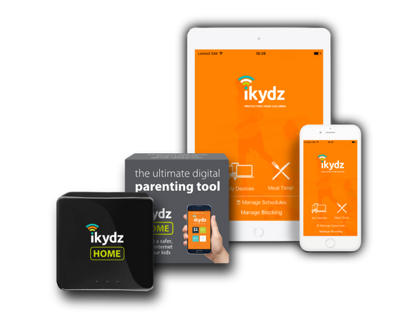 iKydz Internet Safety & Digital Parenting Tool