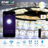 ENER-J Smart White & Colour Lightstrip I Smarterhomestore.com