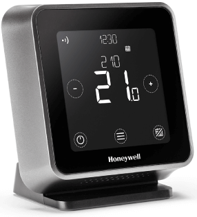 Honeywell T6R Wireless Smart Thermostat - Black