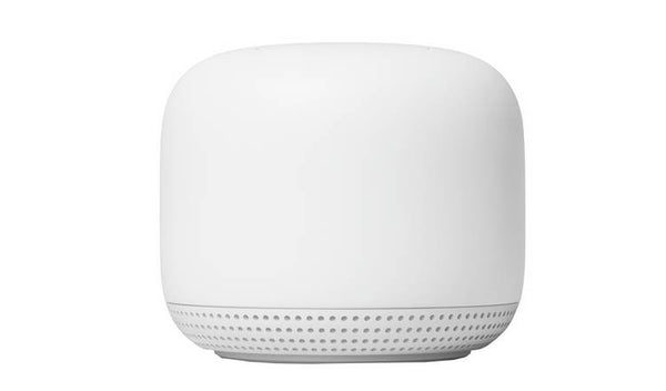 google nest mesh wifi point I wmarterhomestore.com