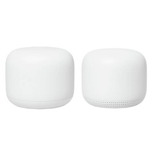 google nest mesh wifi router & point I smarterhomestore.com