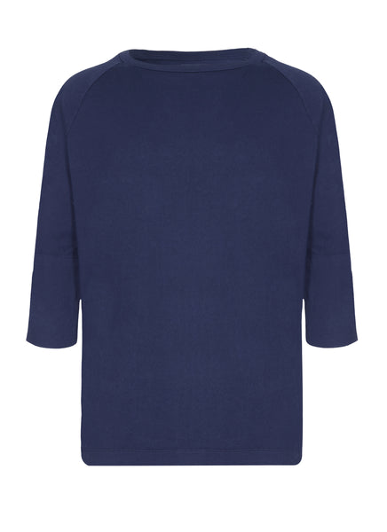 Avery 3/4 Raglan Men - Navy