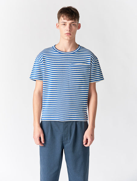 Aiden Striped Jet Pocket Men - Stripe