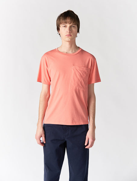 Aiden Jet Pocket Men - Salmon