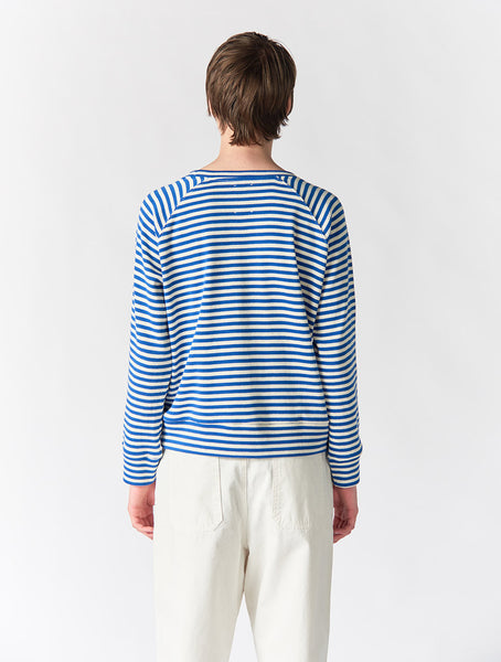 Kent Striped Raglan Sweatshirt Men - Stripe