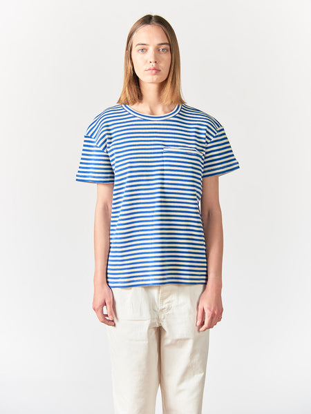 Aiden Striped Jet Pocket Women - Stripe