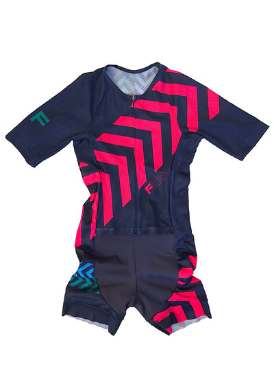 Road Rules Tri Suit
