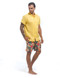 RESORT SHIRT - MELLOW YELLOW