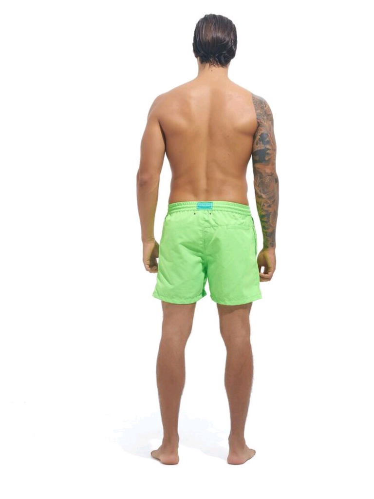 LAGUNA BOARDSHORTS - Acid Green