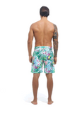 NUSA BOARDSHORTS in Toucan (knee length)