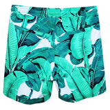 MARINA WALKSHORTS - BANANA LEAVES