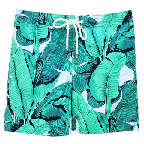 NUSA BOARDSHORTS in Shark Fin (knee length)
