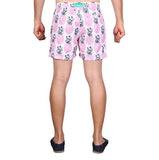 LAGUNA BOARDSHORTS in Pineapple (Mid length)