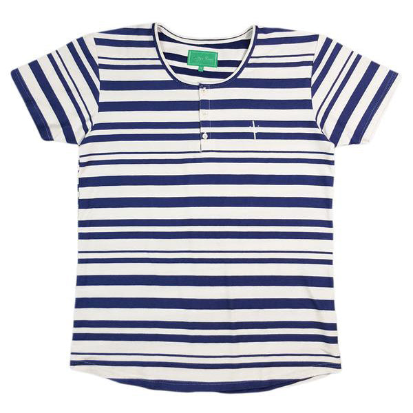 MANGROVES TEE - FRENCH LINE TOWELLING