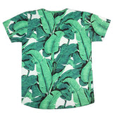 MANGROVES TEE - BANANA LEAF