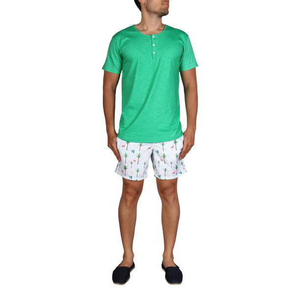 MANGROVES TEE - Jungle Green