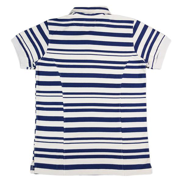 SEAMIST POLO - FRENCH LINE TOWELLING