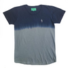 BEACHCLUB TEE - BLUE OMBRE