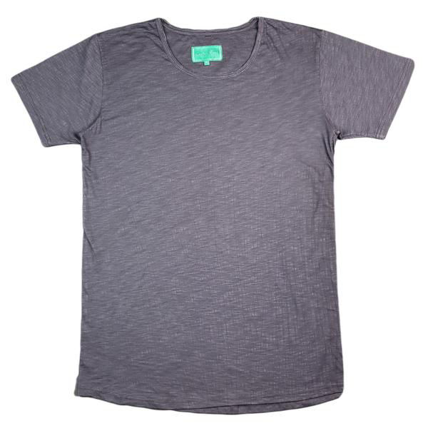 BEACHCLUB TEE - GREY PIGMENT