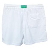 LOUNGE SHORTS - WHITE TOWELLING