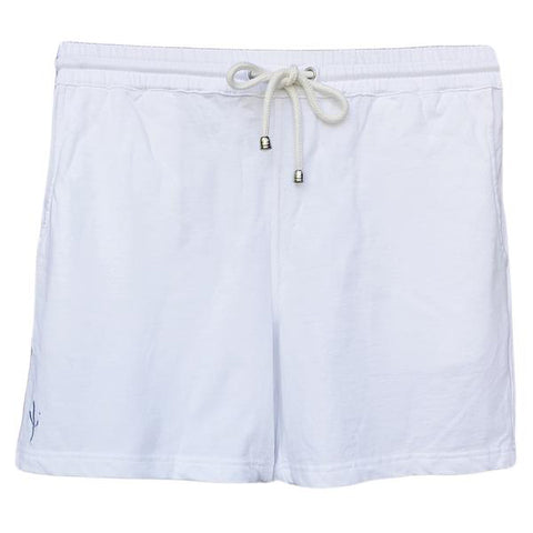 MARINA WALKSHORTS - French Line stretch cotton twill